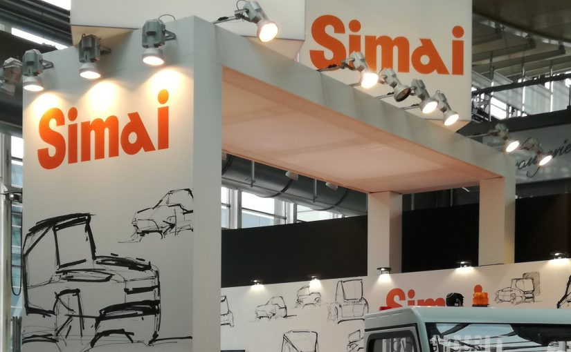 Ready for the future @ SIMAI Stand, CEMAT 2018