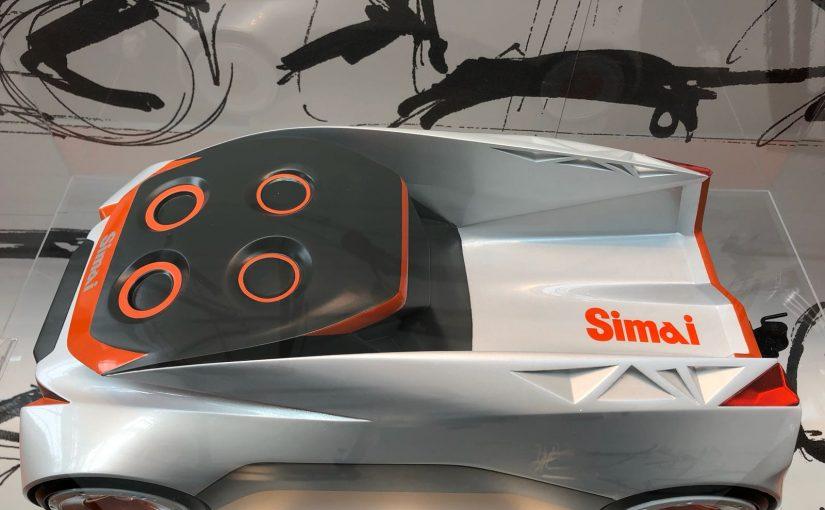 NEW 3D CONCEPT SIMAI