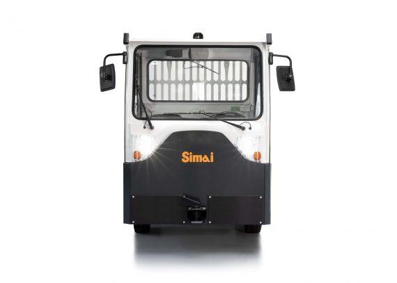 New electric tow tractor SIMAI TE252