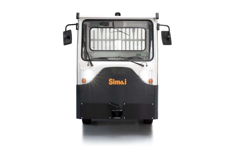 Nuovo trattore elettrico SIMAI TE252