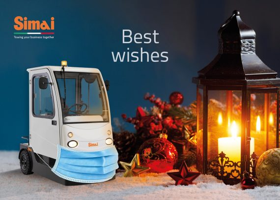 Happy Holidays from SIMAI