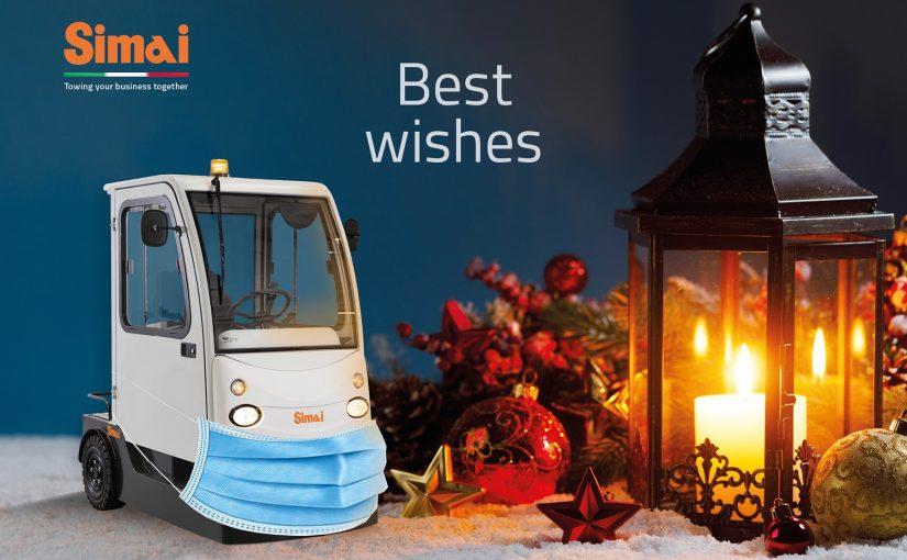 Happy Holidays from SIMAI